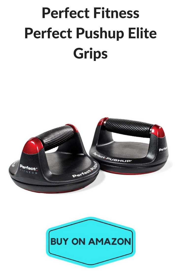 Perfect Fitness: Perfect Pushup Elite Grips