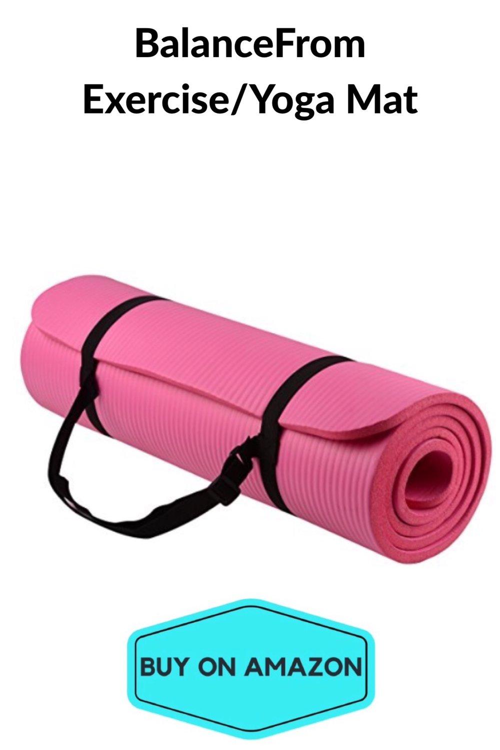 BalanceFrom Exercise/Yoga Mat