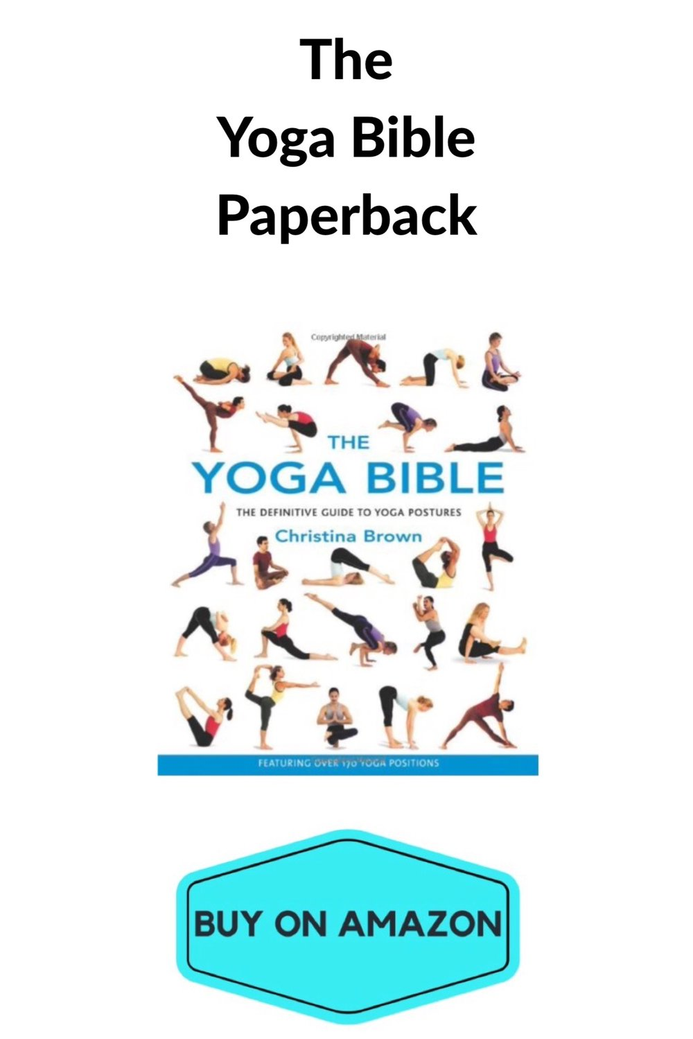 The Yoga Bible Paperback