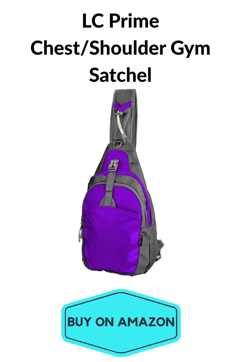 LC Prime Chest/Shoulder Gym Satchel