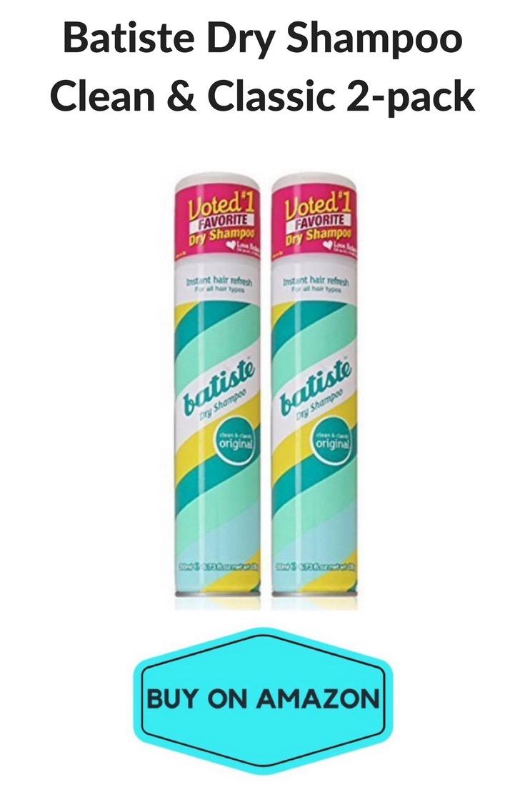 Batiste Dry Shampoo 2-Pack