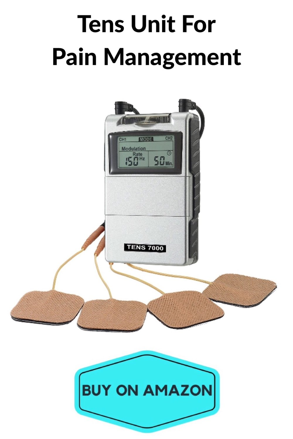 Tens Unit For Pain Management