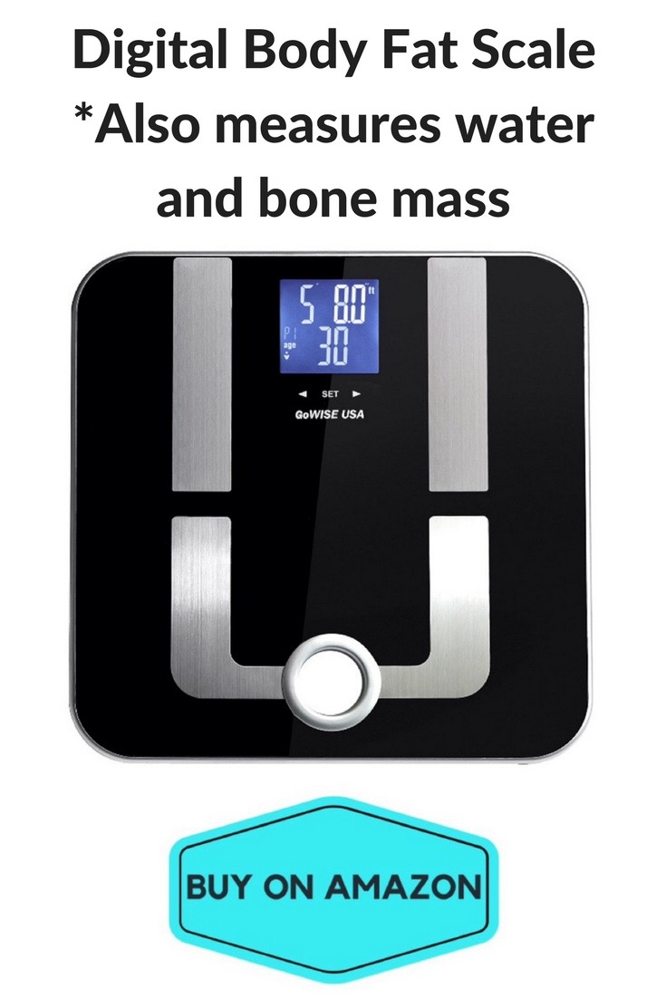 Digital Body Fat Scale