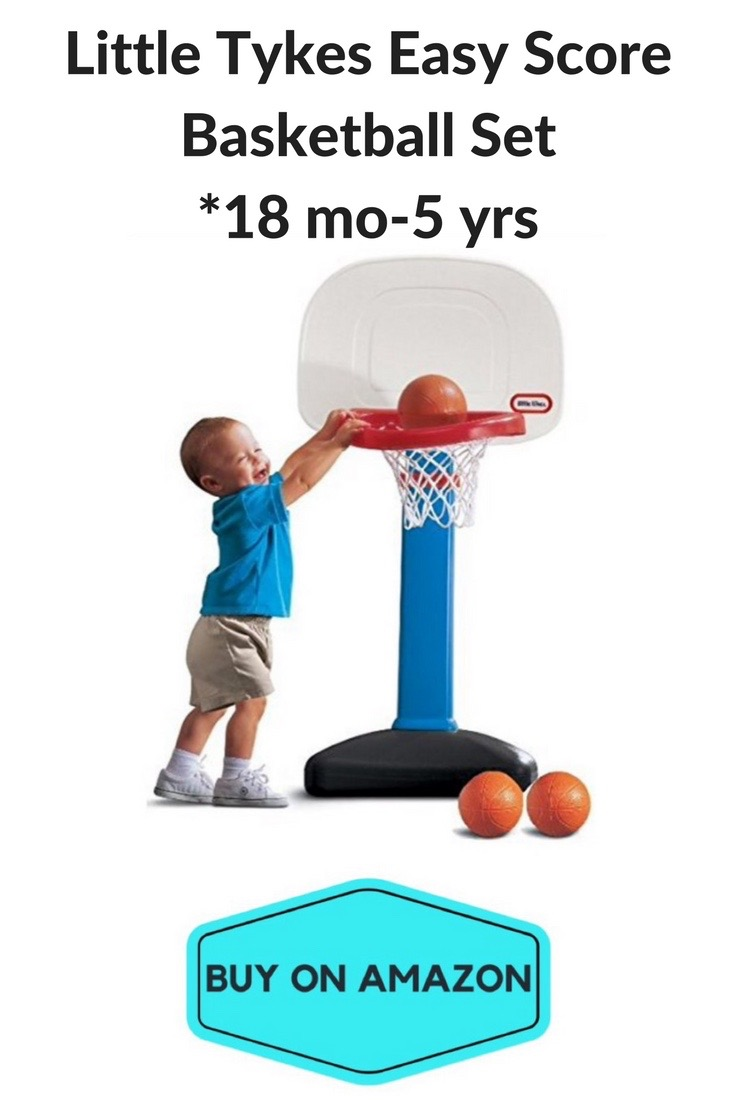 Little Tykes Easy Score Basketball Set