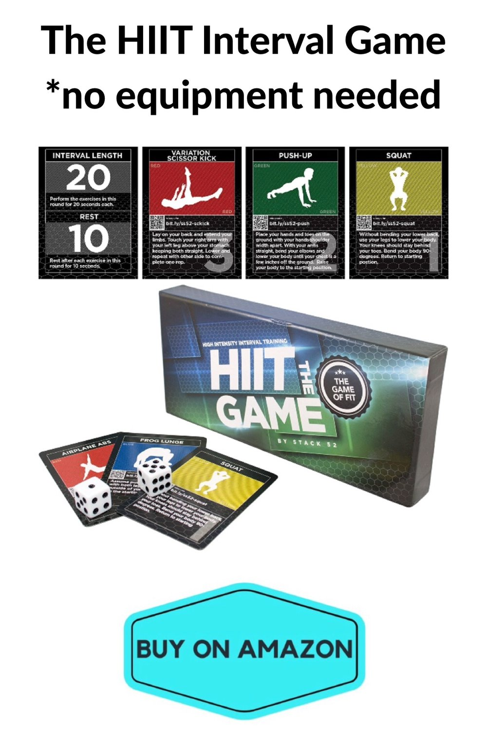 The HIIT Interval Game