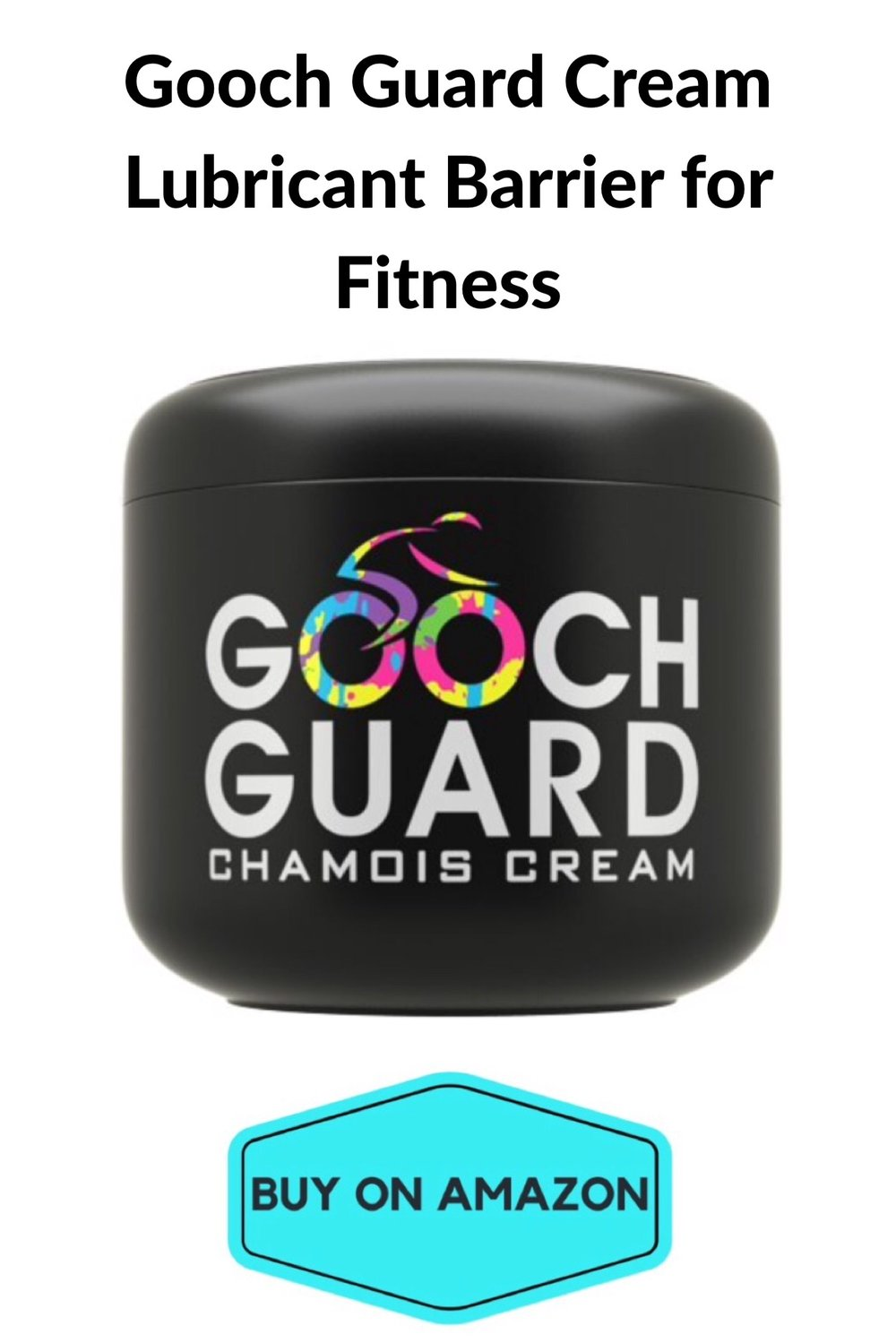 Gooch Guard Cream Lubricant Barrier