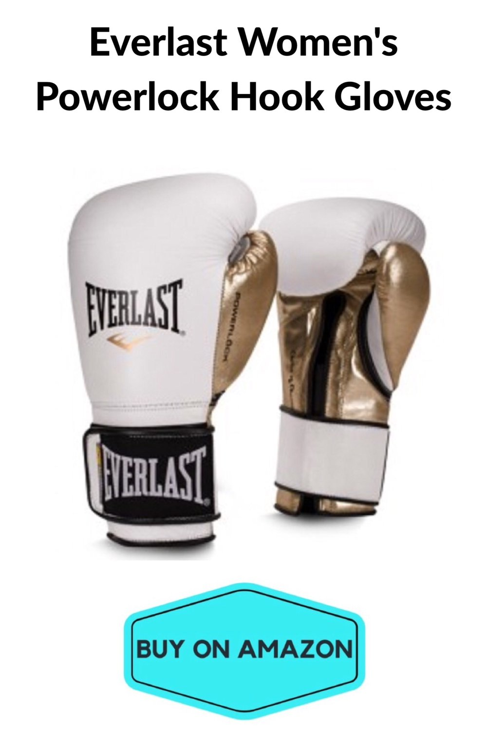 Everlast Women's Powerlock Hook Gloves