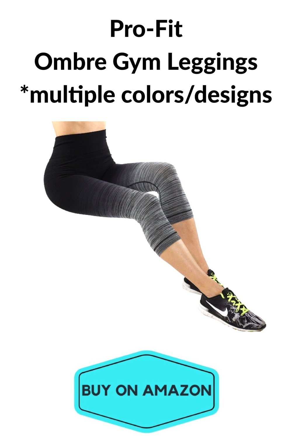Pro-Fit Ombre Gym Leggings