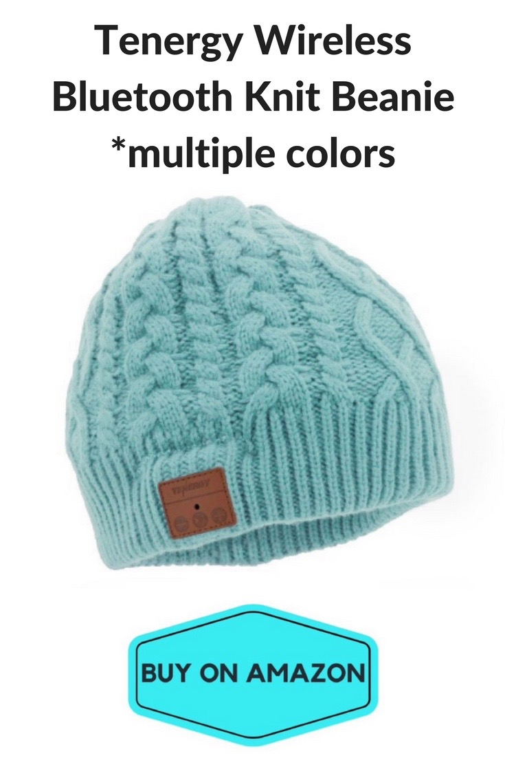 Wireless Bluetooth Knit Beanie