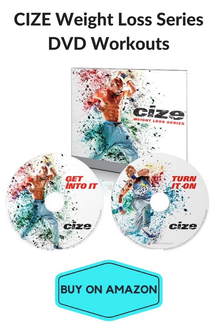 CIZE Weight Loss Series DVD Workouts
