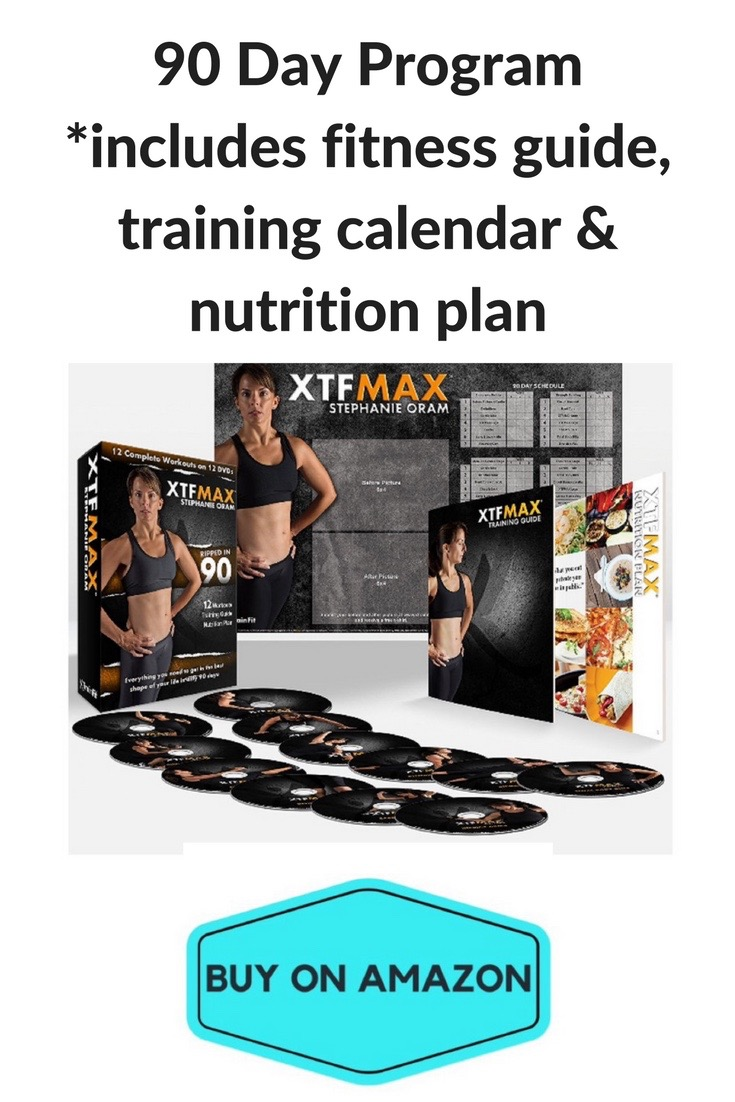 90 Day Program DVD Workout Program