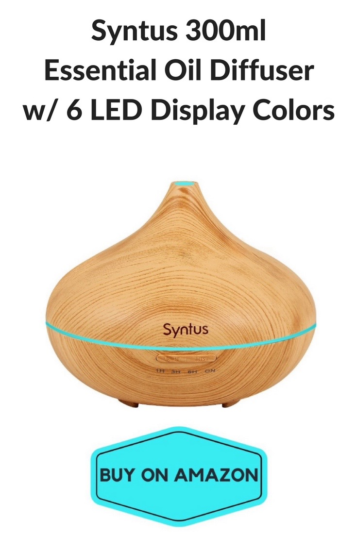 Syntus 300ml Essential Oil Diffuser
