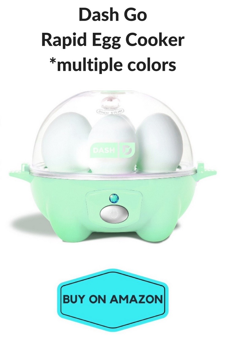Dash Go Egg Cooker