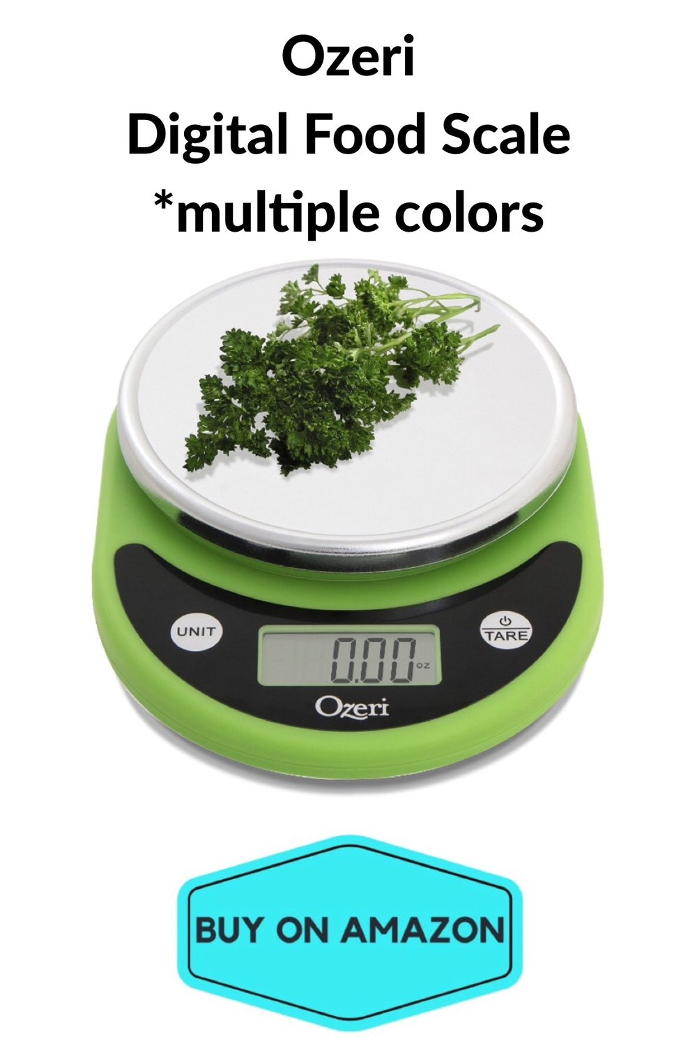 Ozeri Digital Food Scale