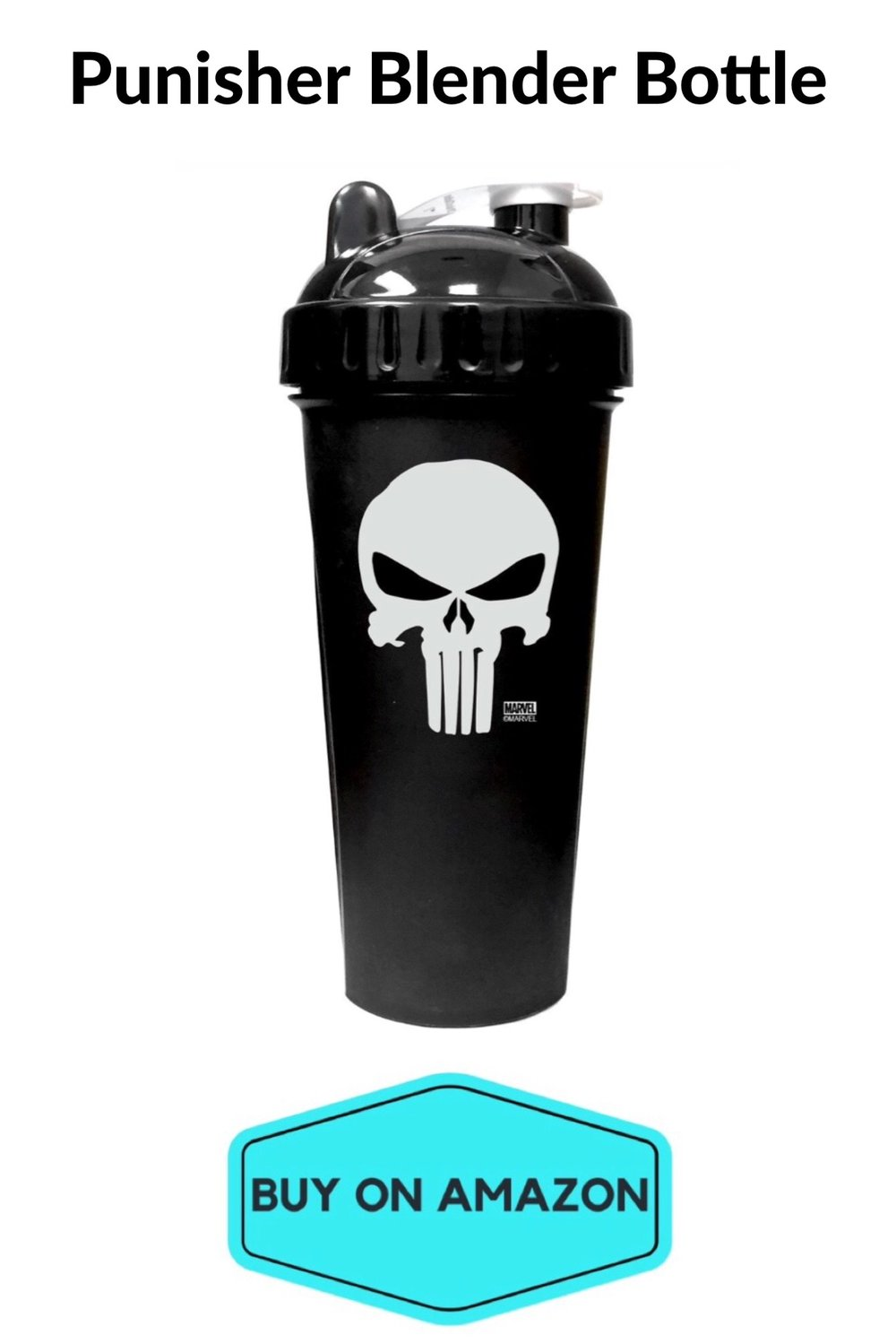Punisher Blender Bottle