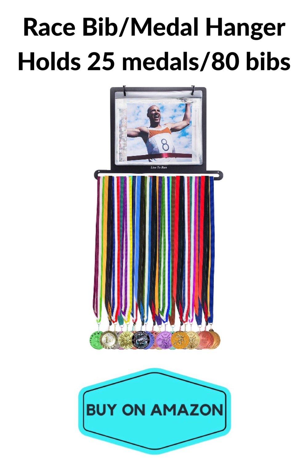 Race Bib/Medal Hanger