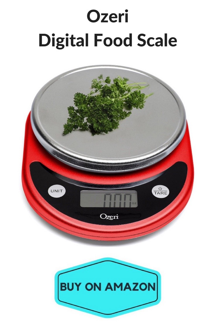 Orzi Digital Food Scale