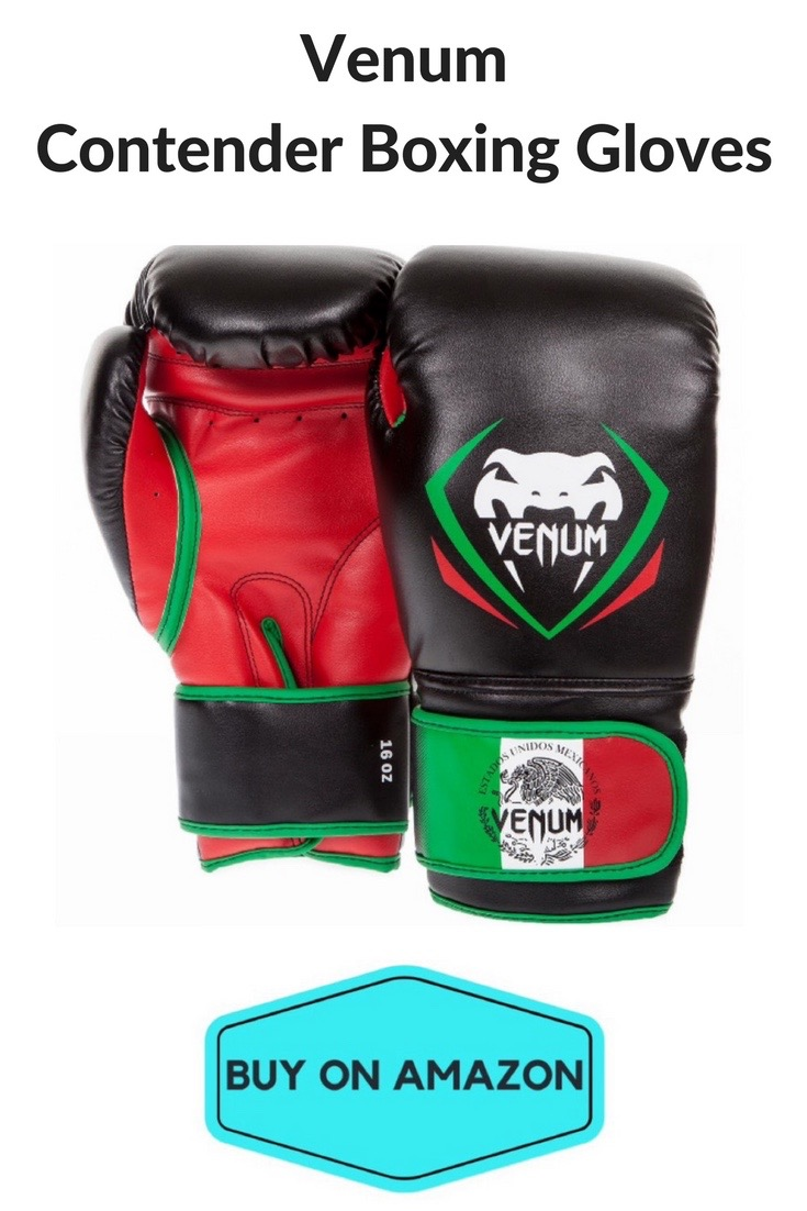 Venom Contender Boxing Gloves