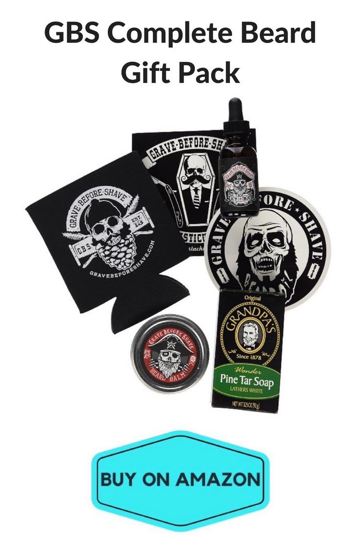 GBS Complete Beard Gift Pack