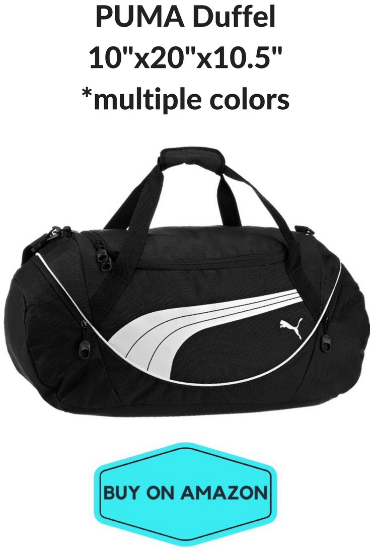 PUMA Duffel Bag