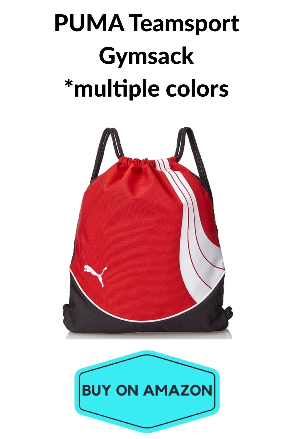 PUMA Teamsport Gymsack