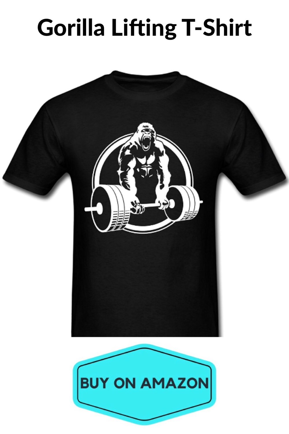 Gorilla Lifting T-Shirt