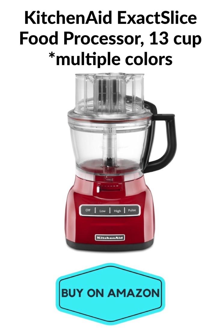 KitchenAid ExactSlice Food Processor, 13 Cup