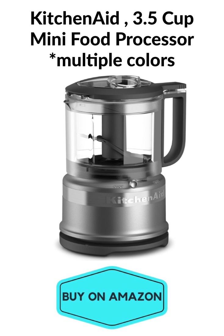 KitchenAid Mini Food Processor, 3.5 Cups