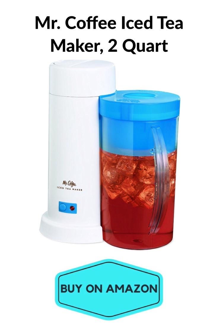 Mr. Coffee Iced Tea Maker, 2 Qt