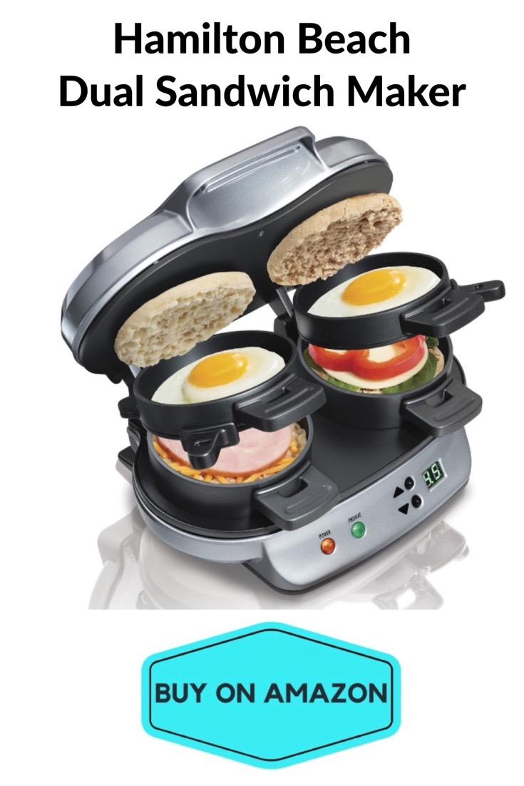 Hamilton Beach Dual Sandwich Maker