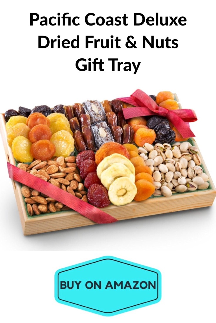 Deluxe Fruit & Nuts Gift Tray