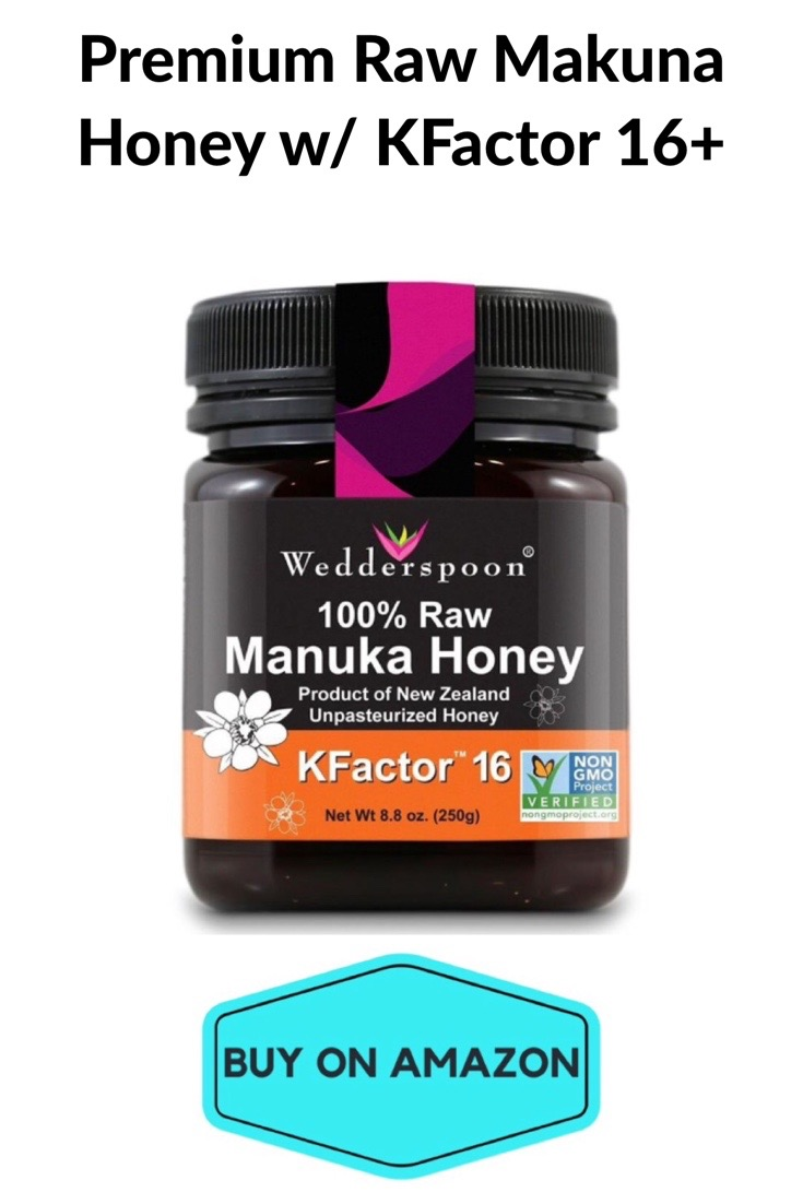 Premium Raw Makuna Honey w/ KFactor 16+