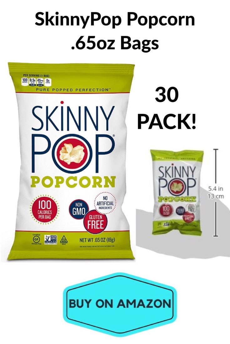 SkinnyPop Popcorn, 30 pack