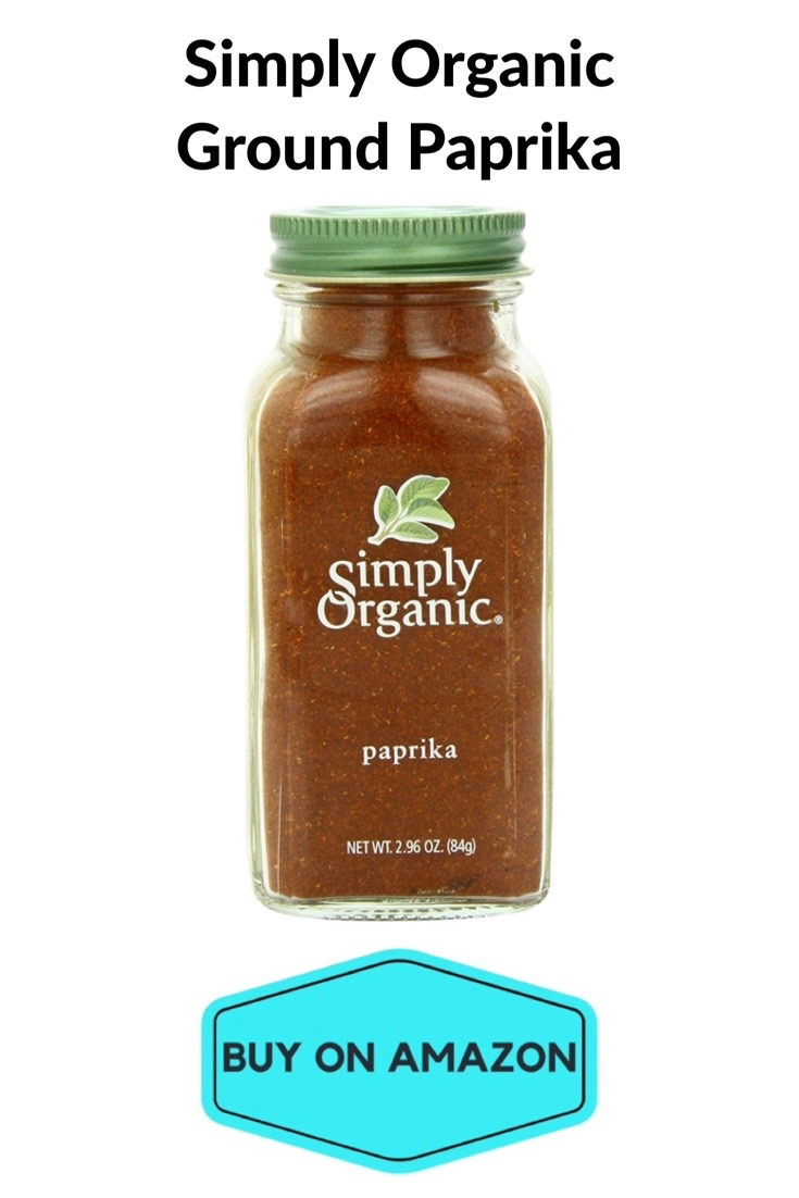 Simply Organic Ground Paprika