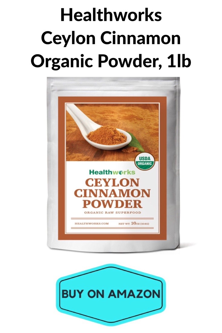 Healthworks Organic Ceylon Cinnamon