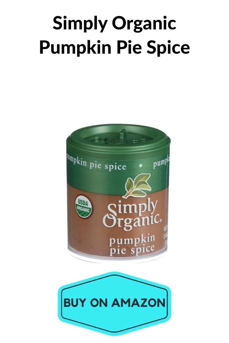 Simply Organic Pumpkin Pie Spice