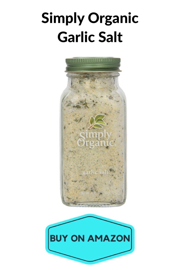 Simply Organic Garlic Salt