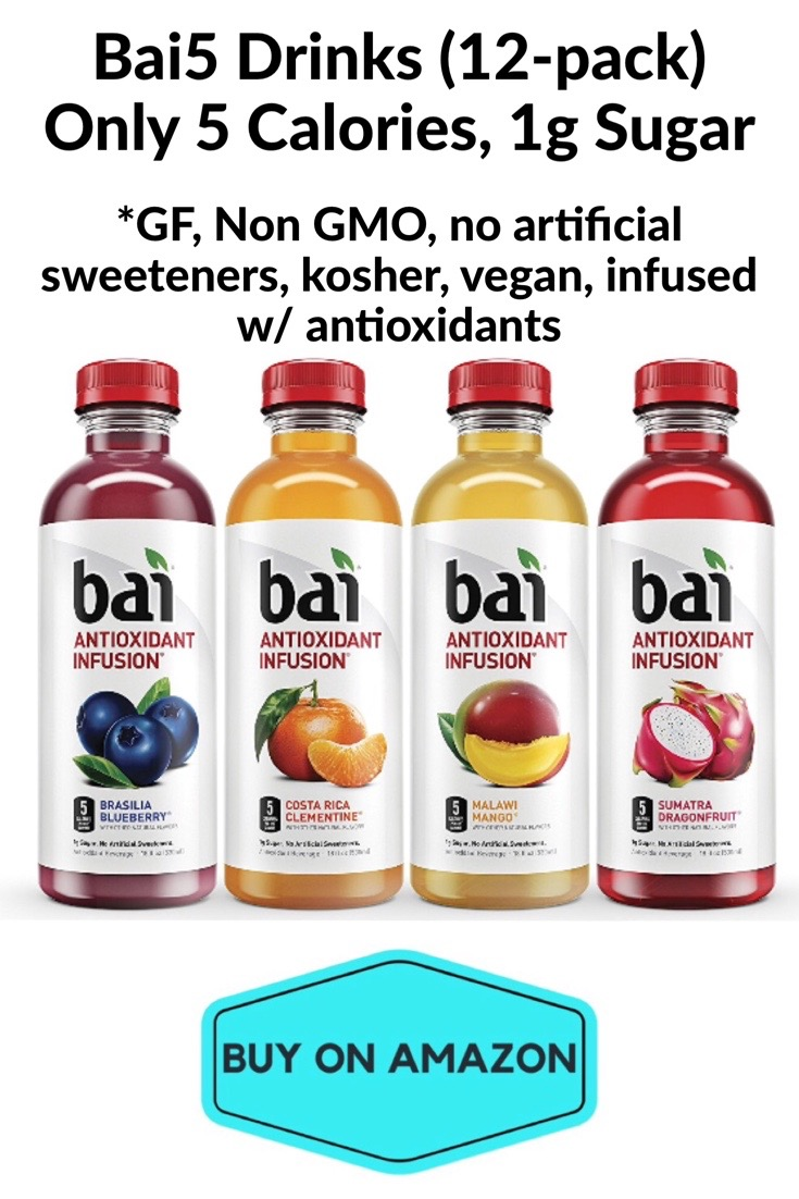 Bai5 Drinks Variety 12 Pack