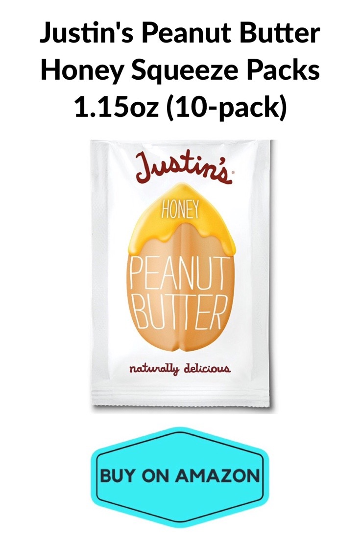 Justin's Peanut Butter Honey Squeeze Packs, 10-Pack
