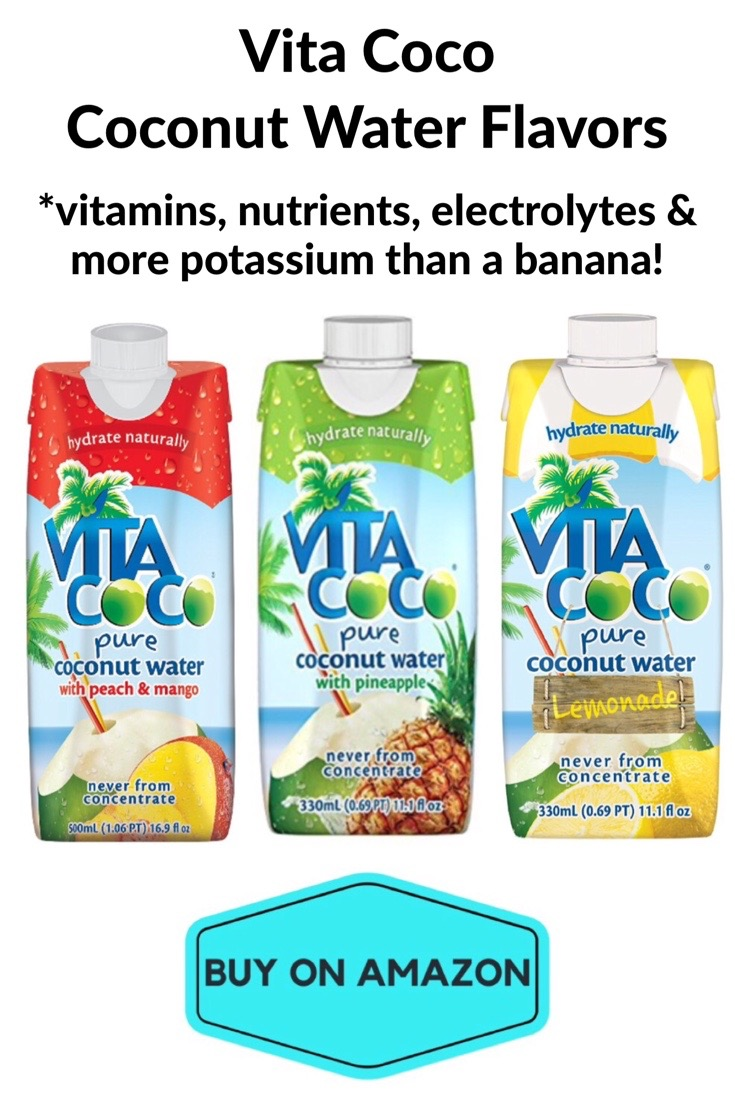 Vito Coco Flavored Coconut Water