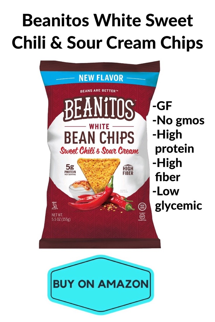 Beanitos White Sweet Chili & Sour Cream Chips
