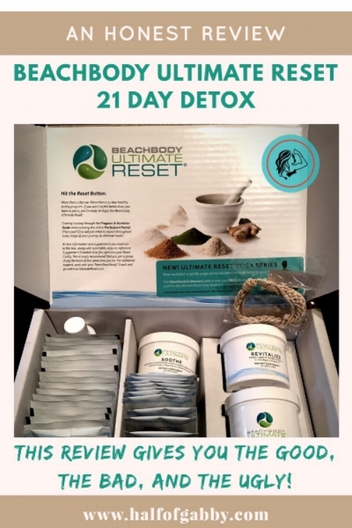 An Honest Review of Beachbody Ultimate Reset