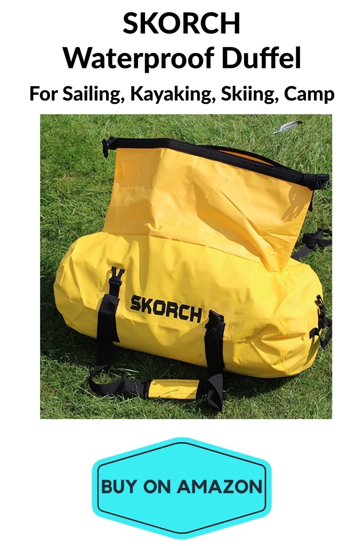 SKORCH Waterproof Duffel