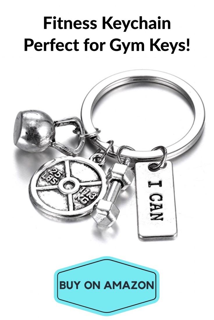 Fitness Keychain