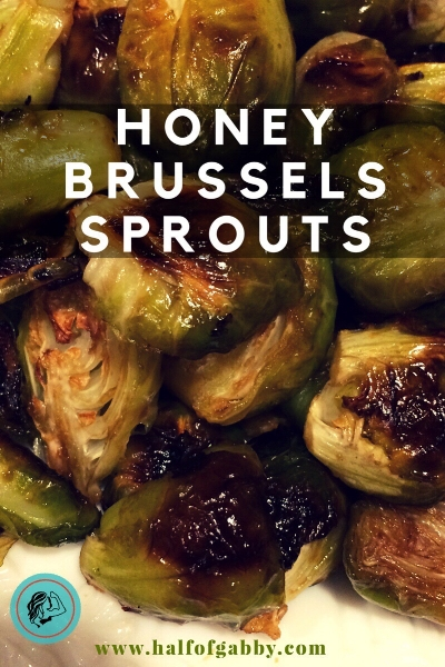 Honey Brussels Sprouts
