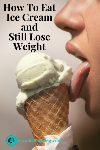 Eat Ice Cream and Lose Weight