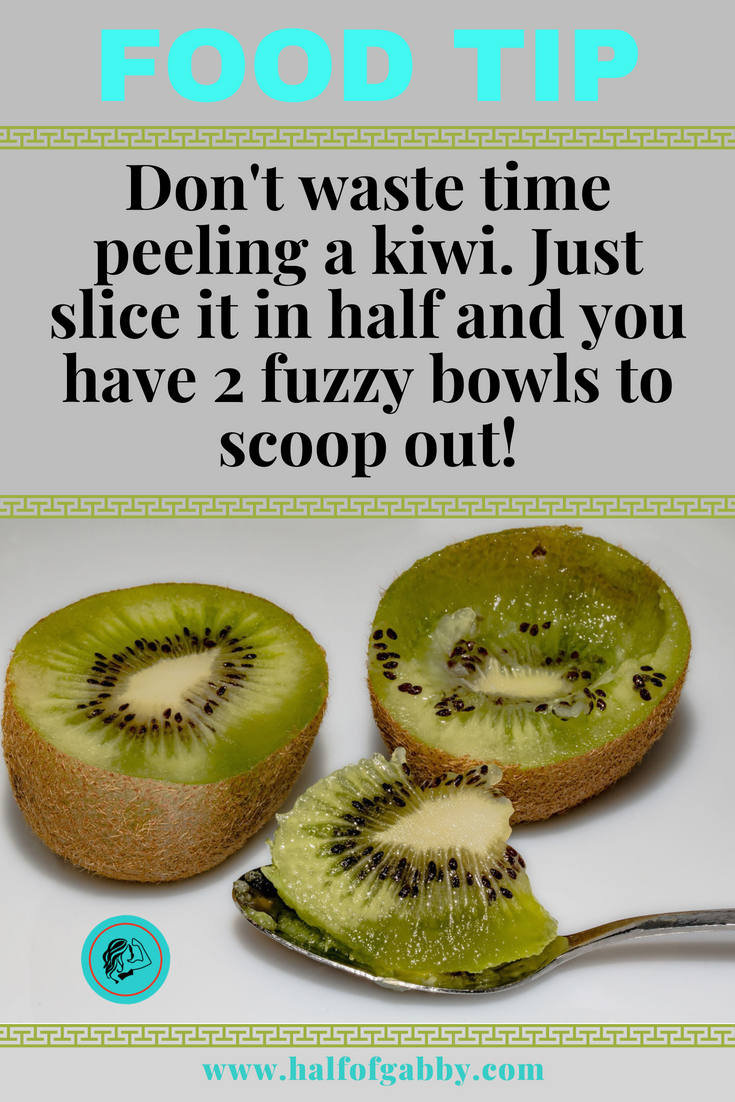 FOOD HACK FOR KIWIS