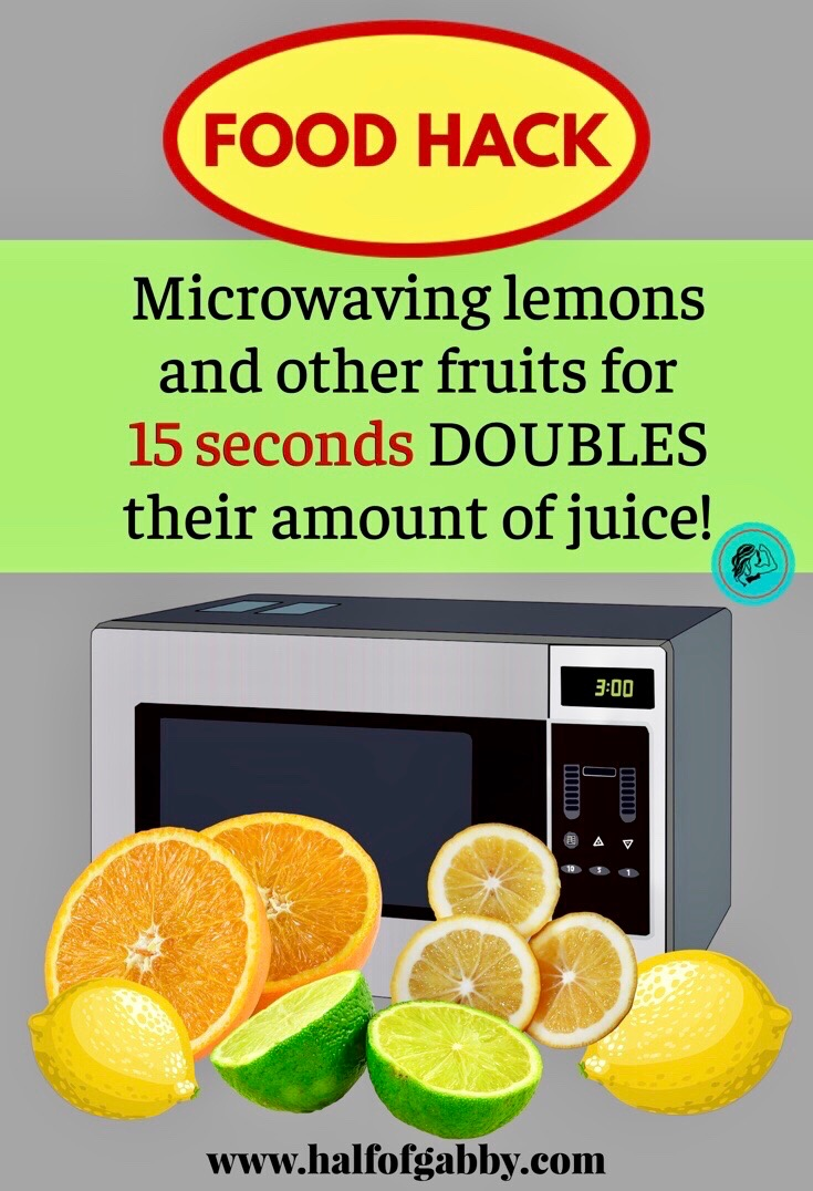 Juicing Tip / Food Hack