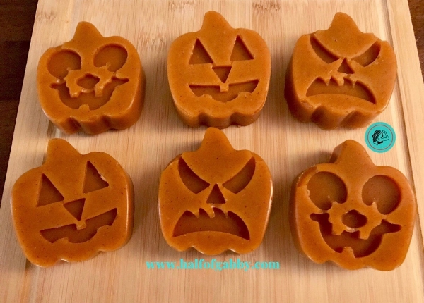 Healthy Pumpkin Pie Protein Gummies