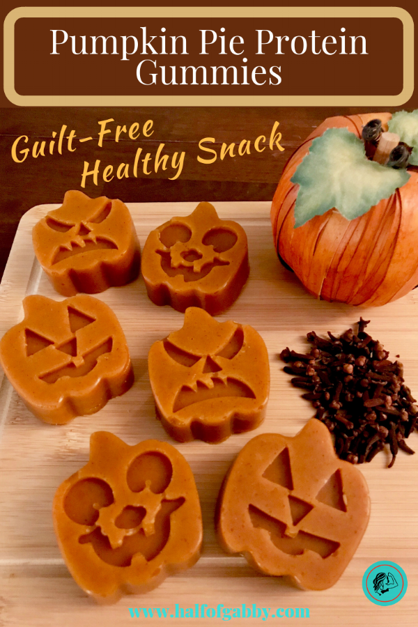 Pumpkin Pie Protein Gummies